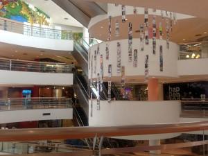 Im Bangkok Art and Culture Center [bacc] befinden sich kleine komerzielle Galerien, Cafes und drei Etagen mit Ausstellungen, in denen man nicht fotografieren darf. Qualität: gemischt.