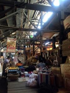 Große Markthalle in Mandalay