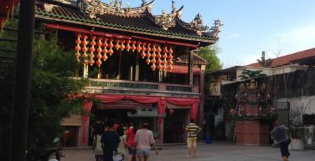 Noch ein chinesischer Tempel