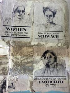 Feminist Poster Art