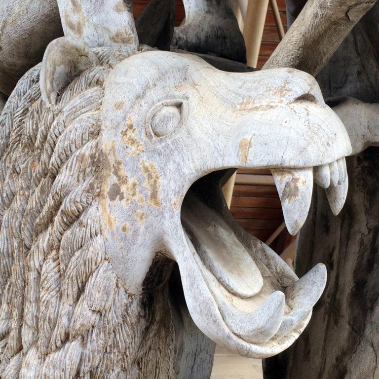 Ujamaa – Auch Tiere spielen eine wichtige Rolle.